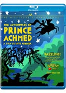 Adventures of Prince Achmed, The (Blu-ray)