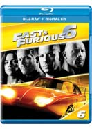 Fast & Furious 6 (Extended Edition/ Blu-ray w/ Digital Copy) (Blu-ray)
