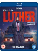 Luther: Series  5 (Blu-ray)