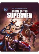 Reign of the Supermen: Steelbook (Blu-ray)