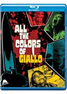 All the Colors of Giallo (Blu-ray)