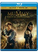 Mummy: Tomb of the Dragon Emperor (Widescreen/ Blu-ray w/ Digital Copy) (Blu-ray)