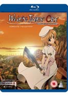 When They Cry: Season 1 (Blu-ray)
