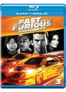 Fast and the Furious: Tokyo Drift (Universal/ Widescreen/ Blu-ray w/ Digital Copy) (Blu-ray)