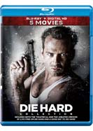 Die Hard: 5 Movies (Blu-ray w/ Digital Copy): Die Hard / Die Harder / Die Hard With a Vengeance / Live Free or Die Hard / ... (Blu-ray)