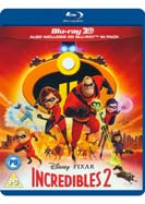 Incredibles 2 (Blu-ray 3D)