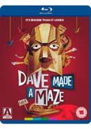 Dave Made a Maze: Special Edition (Blu-ray)