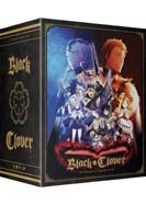 Black Clover: Season 1, Part 3 (Limited Edition (Blu-ray & DVD)