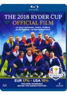 The 2018 Ryder Cup Official Film (Blu-ray)