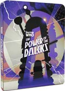 Doctor Who The Power Of The Daleks Collectors Limited Edition Steelbook (Blu-ray)