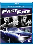 Fast Five (Extended Edition/ Blu-ray w/ Digital Copy) (Blu-ray)