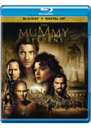 Mummy Returns (Widescreen/ Blu-ray w/ Digital Copy) (Blu-ray)
