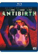 Antibirth (Blu-ray & DVD)