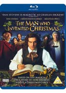 Man Who Invented Christmas, The (Blu-ray)
